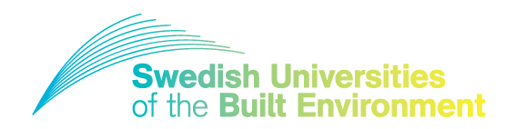 Swedish Universities of the Built Environment logotype